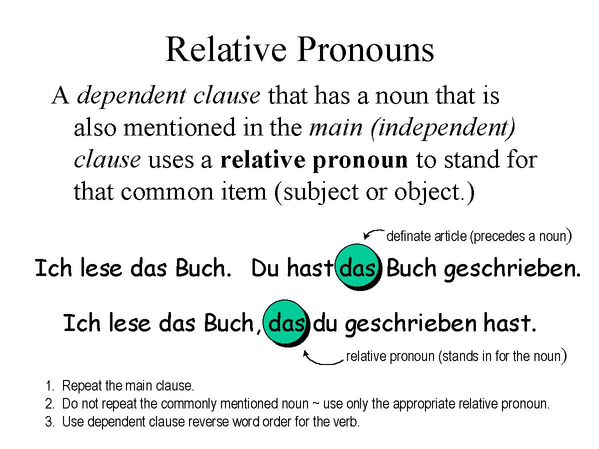worksheet Drop In Clauses Worksheet relative pronouns and clauses german on the web