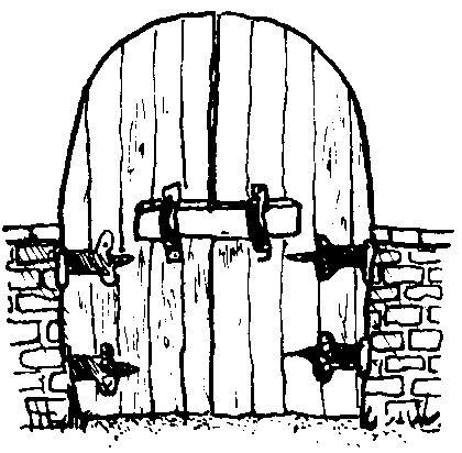 das Tor gate.